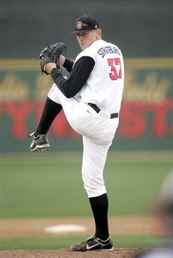 Notebook San Diego State Strasburg Baseball