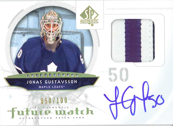 0910 SPA Future Watch Patch - Gustavsson