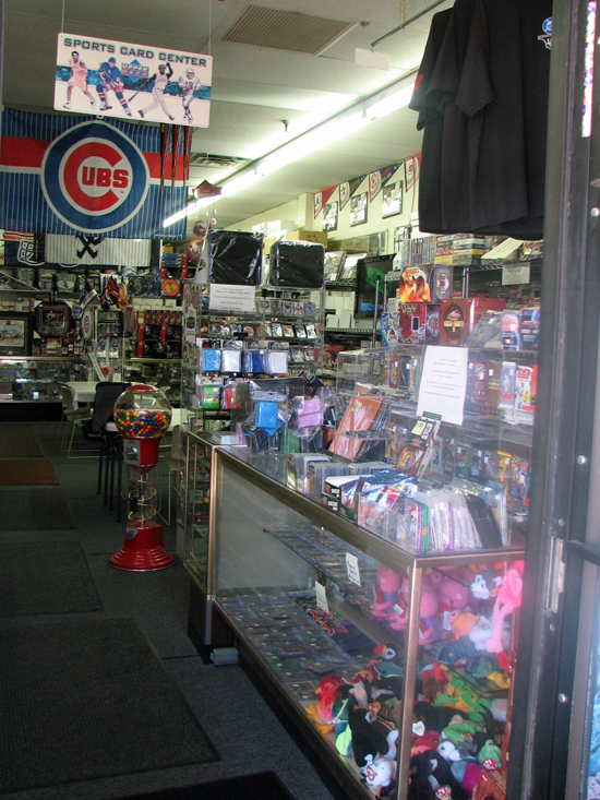 A Whirlwind Tour Of Hobby Shops In The Windy City Upper Deck Blog