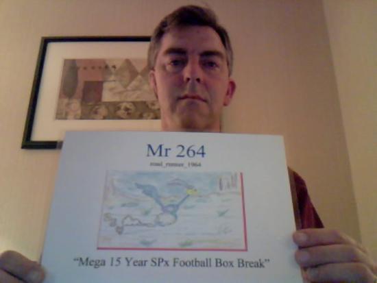 Mr. 264, a.k.a. Bob DePouw