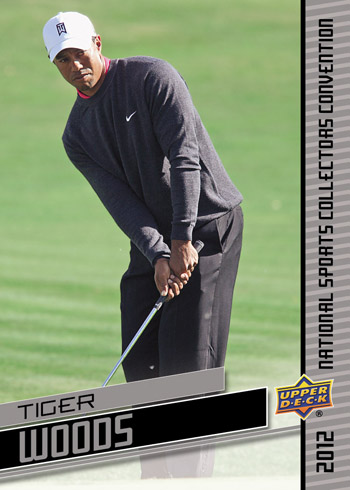 Tiger Woods National Upper Deck