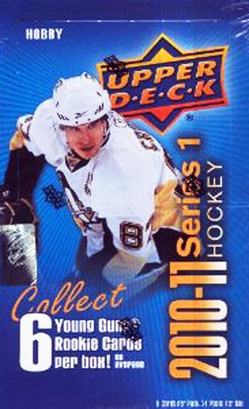 2010-11 NHL UD1
