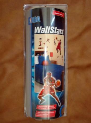 Wall Stars LeBron