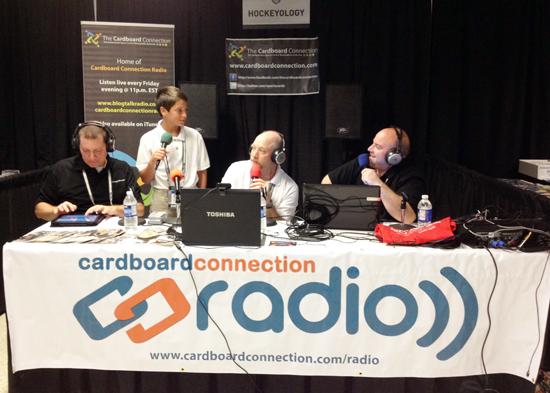 Cardboard Connection Radio