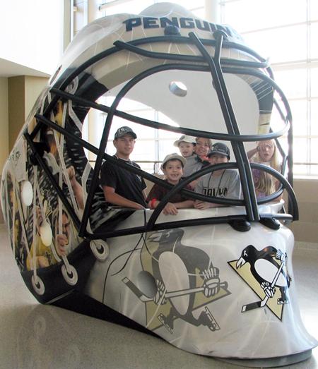 UD Kids NHL Draft