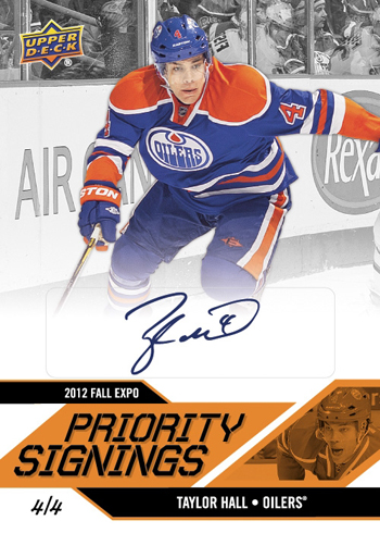 2012-NHL-Fall-Expo-Priority-Signings-Autograph-Taylor-Hall