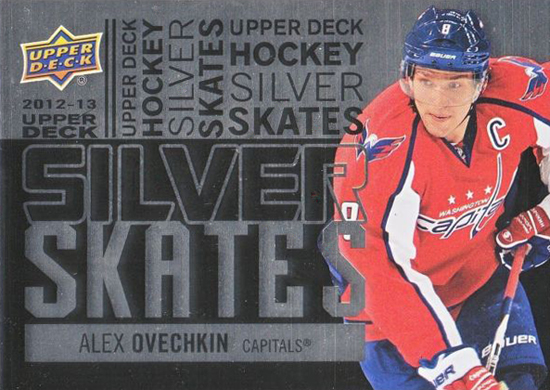 2012-13-NHL-Upper-Deck-Series-One-Silver-Skates-Alex-Ovechkin
