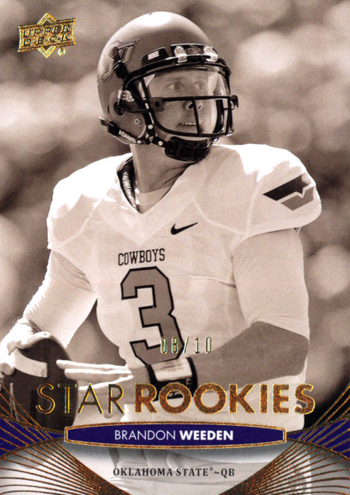 2012-Collectors-Choice-Awards-Insert-Set-No-Auto-Mem-Upper-Deck-Football-Sepia-Rookies
