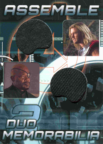 2012-Collectors-Choice-Awards-Memorabilia-Card-Year-Marvel-Avengers-Assemble-Memorabilia