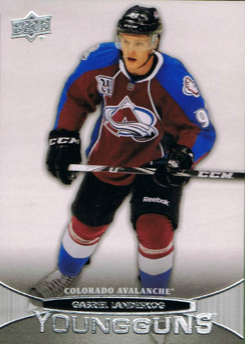 2012-Collectors-Choice-Awards-Unsigned-Rookie-Card-Series-Two-Upper-Deck-Young-Guns-Landeskog