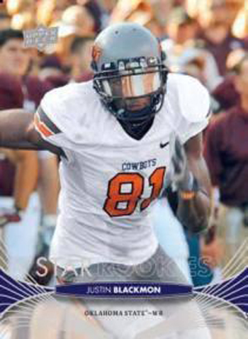 2012-Collectors-Choice-Awards-Unsigned-Rookie-Card-Year-Upper-Deck-Star-Rookie-Justin-Blackmon