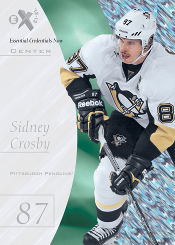 2012-13-NHL-Fleer-EX-Card-Sidney-Crosby