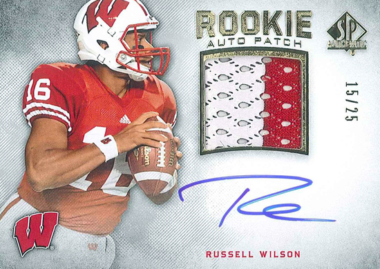 2012-SP-Authentic-Football-Autograph-Rookie-Patch-Parallel-Russell-Wilson