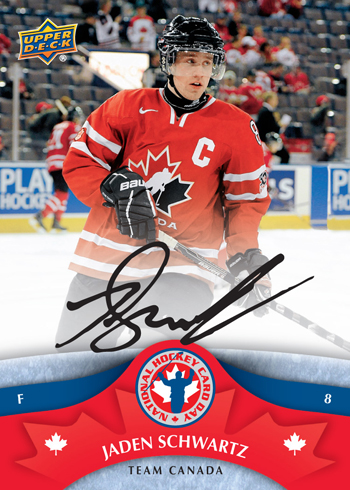 2013-National-Hockey-Card-Day-Canada-Autograph-Jaden-Schwartz