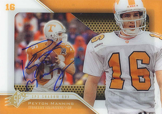 Expired-Redemption-Raffle-Peyton-Manning-SPx-Shadowbox-Autograph