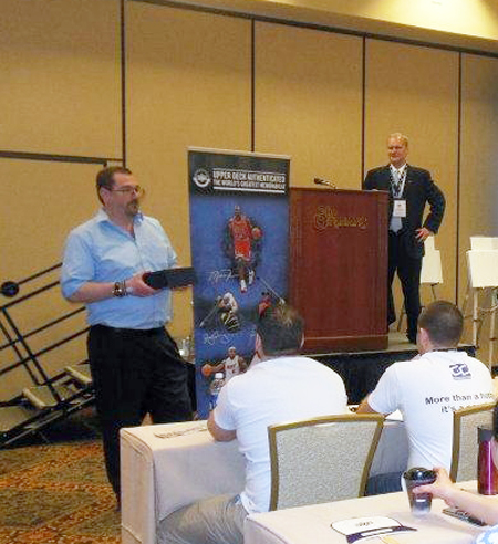 2013-Las-Vegas-Industry-Summit-Upper-Deck-Steve-James-Award-Fruitman
