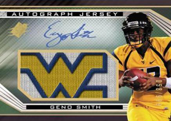 SPx-Football-Geno-Smith-Autograph-Patch-Card-Rookie