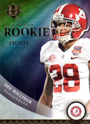 2013-Upper-Deck-Football-Rookie-Ultimate-Collection-Dee-Milliner