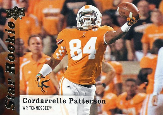2013-Upper-Deck-Football-Variation-Star-Rookie-Cordarrelle-Patterson