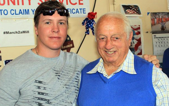 Doc-Jacobs-Event-Upper-Deck-Operation-Gratitude-Tommy-Lasorda-Photo-Op