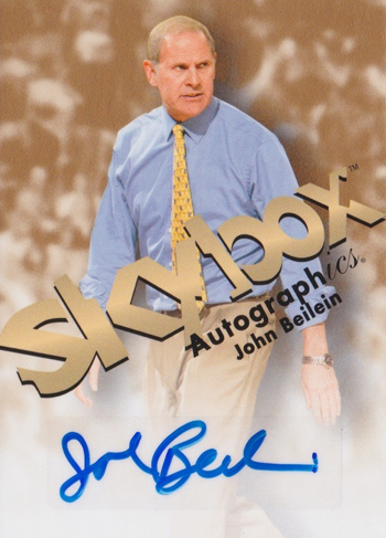 Final-Four-Michigan-Autograph-Coach-Upper-Deck-Fleer-Retro-John-Beilein