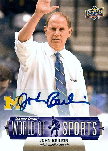 Final-Four-Michigan-Autograph-Coach-Upper-Deck-John-Beilein