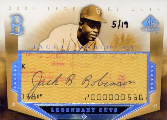 Celebrating Jackie Robinson Day Through Upper Deck Trading Cards