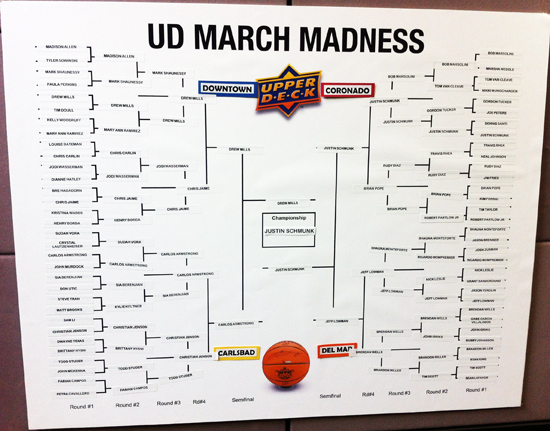March-Madness-At-Upper-Deck-College-Sports-Mini-Basketball-Challenge