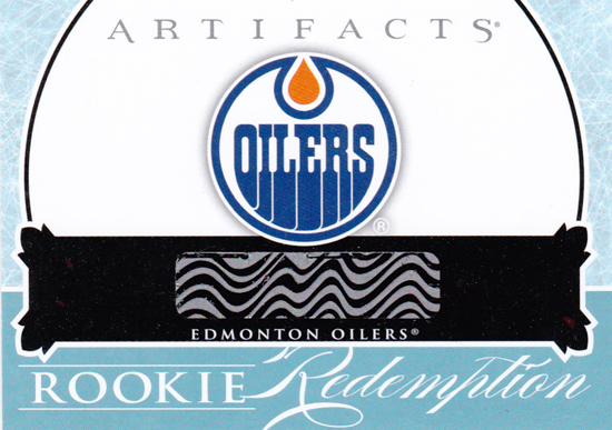 2012-13-NHL-Artifacts-Edmonton-Oilers-Rookie-Redemption