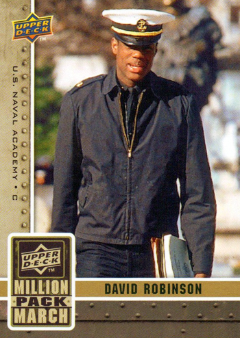 Memorial-Day-Athletes-Veterans-American-USA-Heroes-Trading-Cards-10-David-Robinson