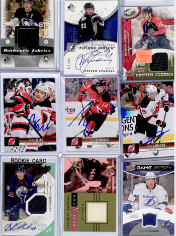 2013-Upper-Deck-NHL-Draft-Runner-New-Jersey-Varun-Sikand-Favorite-Cards