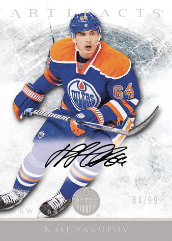 2012-13-NHL-Artifacts-Rookie-Redemption-Autograph-Nail-Yakupov