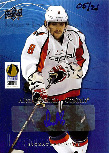 2013-National-Sports-Collectors-Convention-Diamond-Club-Event-Autograph-Alex-Ovechkin