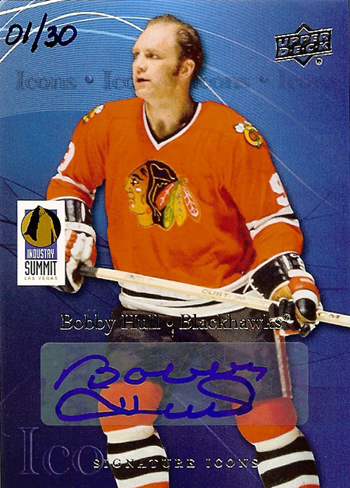 2013-National-Sports-Collectors-Convention-Diamond-Club-Event-Autograph-Bobby-Hull-Vegas