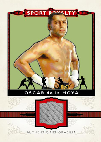 2013-Upper-Deck-Goodwin-Champions-Sports-Royalty-Oscar-DeLaHoya-Memorabilia-Card