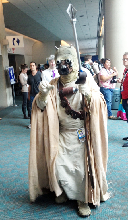 Comic-Con-San-Diego-Upper-Deck-Best-Worst-Dressed-2013-Star-Wars-Sand-People