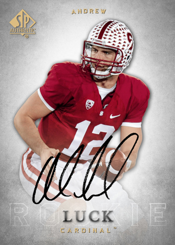 Andrew-Luck-Upper-Deck-Trade-Card-2012-SP-Authentic-Football-Rookie-Autograph