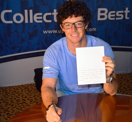 Rory-McIlroy-Sign-Autographs-Upper-Deck-Authenticated-Holds-Personalized-Note-To-Super-Fan
