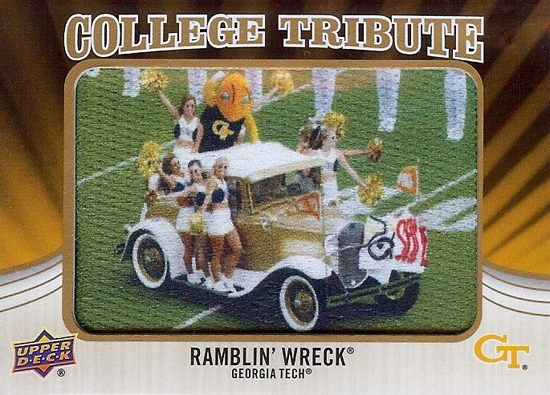 Nick-Selby-Georgia-Tech-Upper-Deck-Cards-Ramblin-Wreck