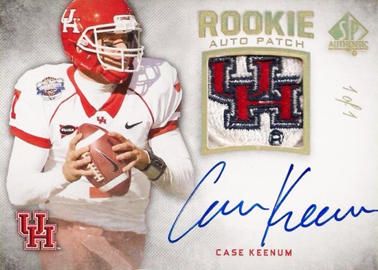 2012-SP-Authentic-Autograph-Jersey-Rookie-Patch-Case-Kennum