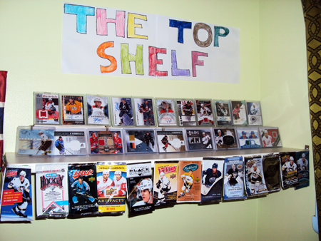 Upper-Deck-Your-Halls-Redecorate-Home-Office-Sports-Trading-Cards-Hockey-NHL-Sandanam-1