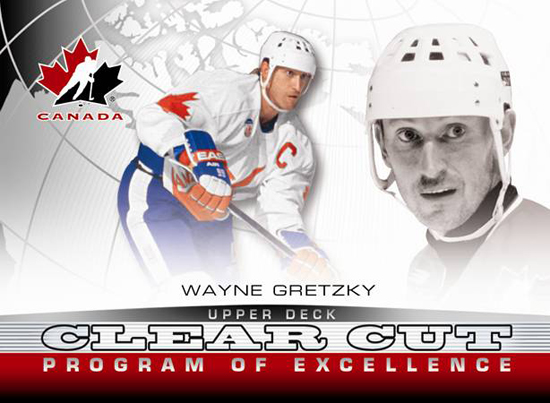 2013-Upper-Deck-Team-Canada-Hockey-Clear-Cut-Program-of-Excellence-Wayne-Gretzky