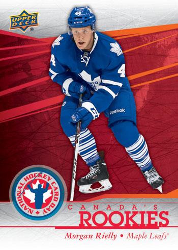 2014-National-Hockey-Card-Day-Canada-Upper-Deck-Rookies-Morgan-Rielly