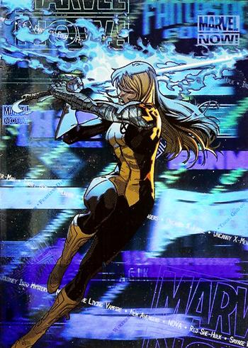2014-Marvel-NOW-Upper-Deck-FX-Hologram-Magik