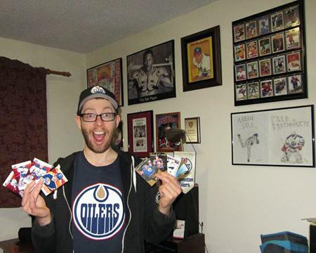 2014-Upper-Deck-National-Hockey-Card-Day-Oilers-Fan