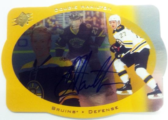 2013-14-NHL-SPx-Upper-Deck-96-97-Hologram-Autograph-Dougie-Hamilton
