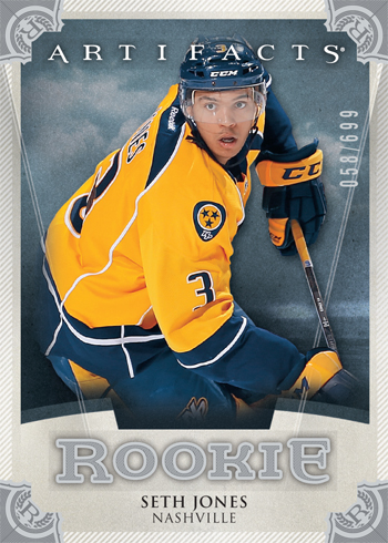2013-14-NHL-Upper-Deck-Artifacts-Redeemed-Rookie-Redemption-Seth-Jones