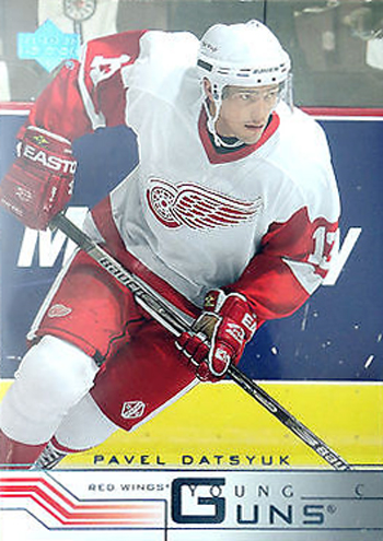 Upper-Deck-25th-Anniversary-Collector-Memories-01-02-Pavel-Datsyuk-Young-Guns