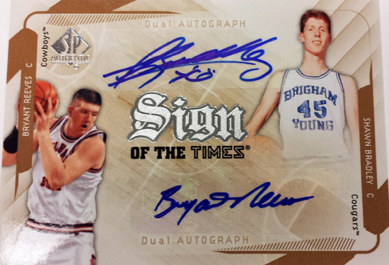 2013-14-SP-Authentic-Basketball-Autograph-Dual-Sign-of-the-Times-Bradley-Big-Country