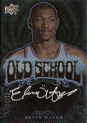 2013-14-Upper-Deck-Black-Basketball-Old-School-Elvin-Hayes